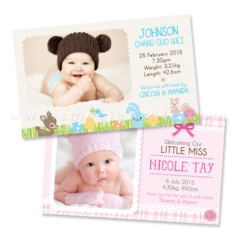 Additional BabyCards