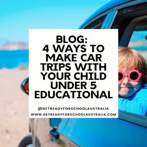 4 Ways to Make Car Trips With Kids Under 5 Educational