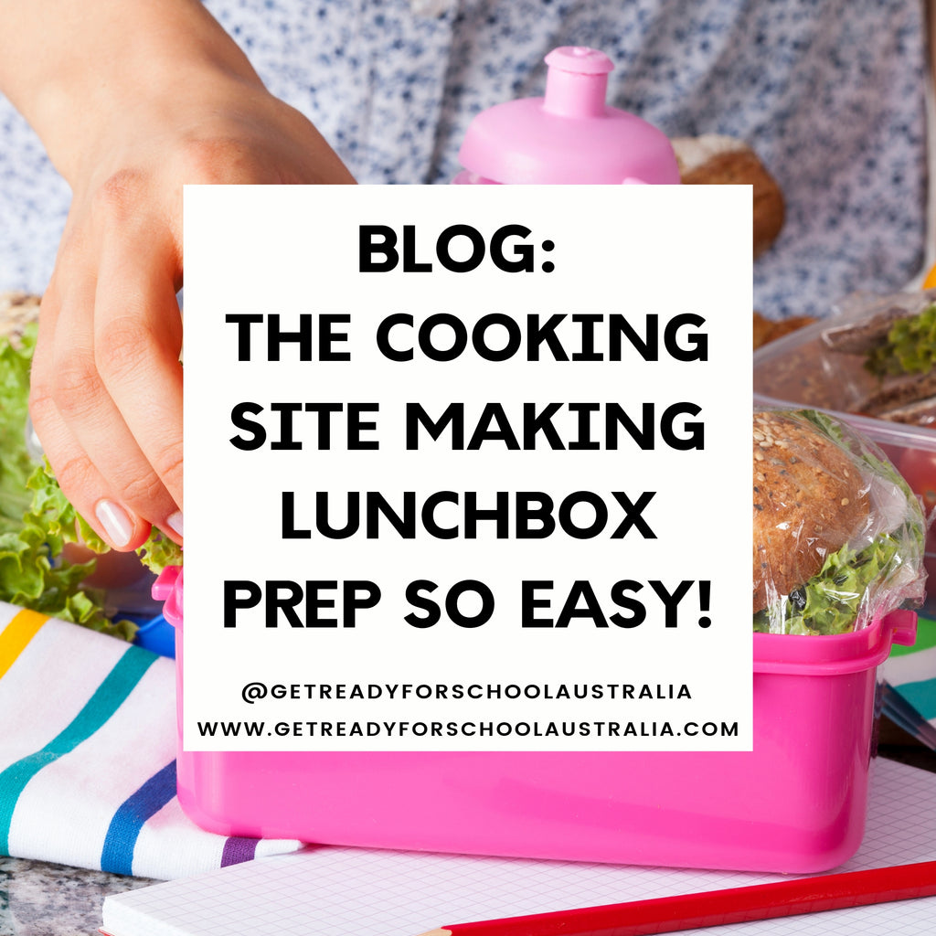 The cooking site that is making lunchbox prep so easy!