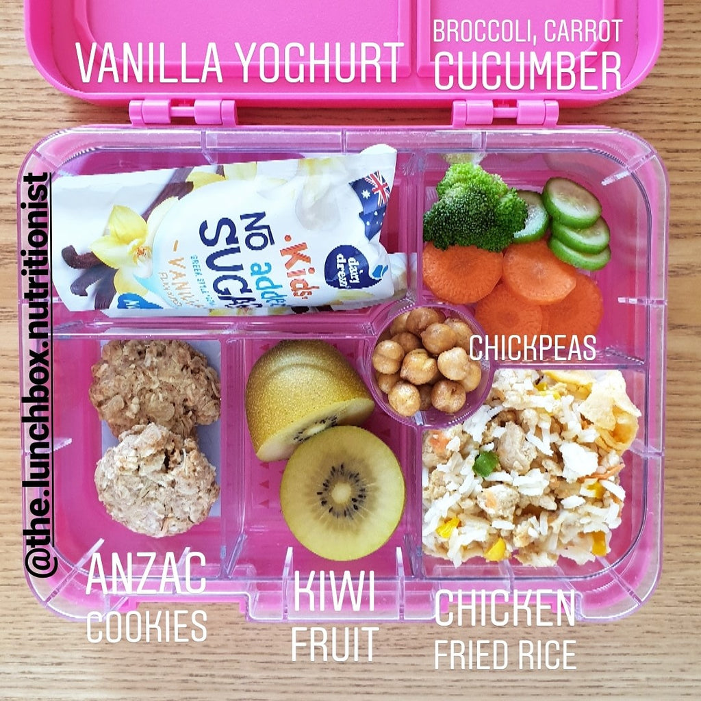 Packing the lunchbox every day can often be an overwhelming and stressful task but it doesn't have to be this way.