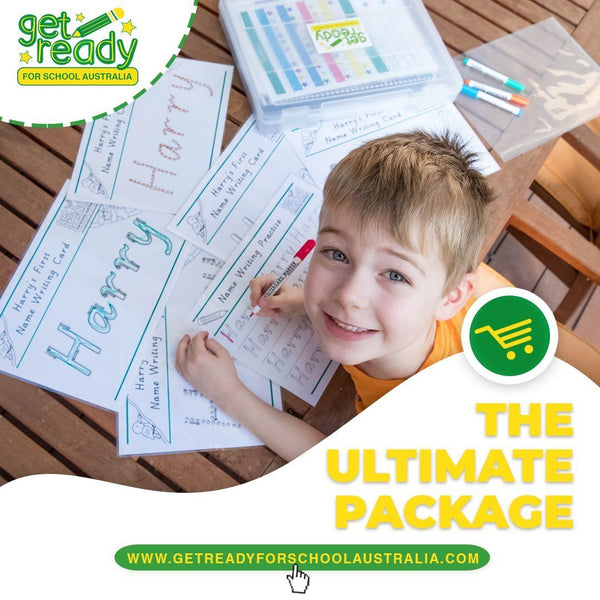 The Ultimate Package - Get Ready For School Australia