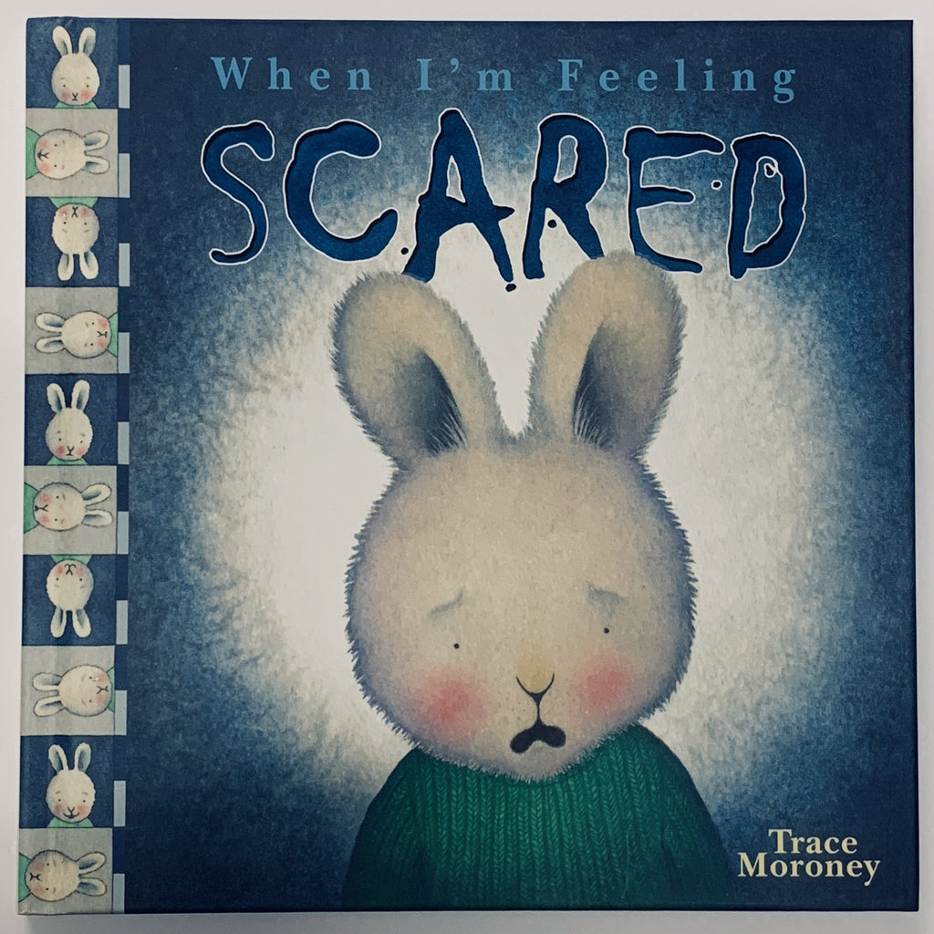When I'm Feeling Scared, Feelings by Trace Moroney - Hardcover Children's Book - Get Ready For School Australia