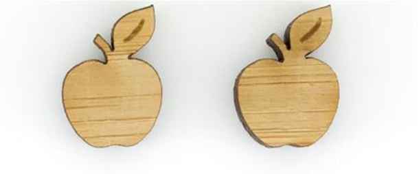 Apple-y Ever After Earrings - Get Ready For School Australia