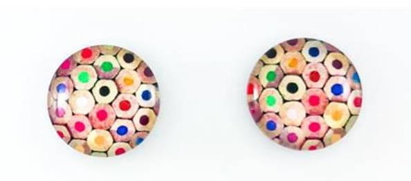 Bunch of Colour Earrings - Get Ready For School Australia