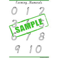 Exploring Letters & Numerals Pack - Get Ready For School Australia
