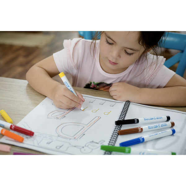 Printable Exploring Letters and Sounds Workbook - Get Ready For School Australia