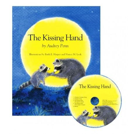 The Kissing Hand by Audrey Pen (Book and CD) - Children's Book and CD - Get Ready For School Australia