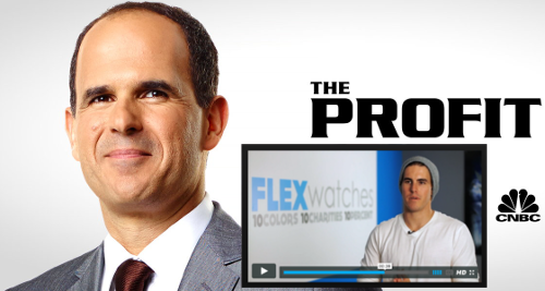 Cash Flow Lessons from The Profit: Flex Watches