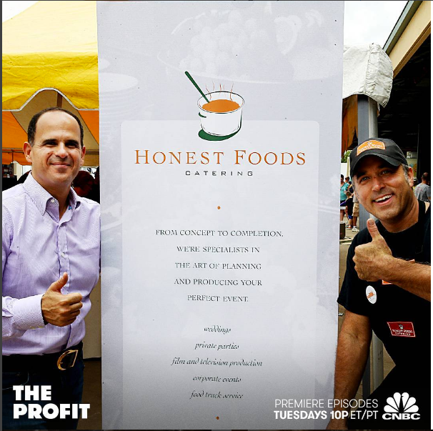 Cash Flow Lessons from The Profit: Honest Foods Catering
