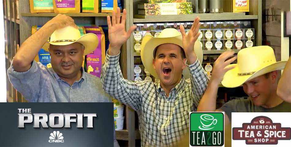 Cash Flow Lessons from The Profit: Tea 2 Go