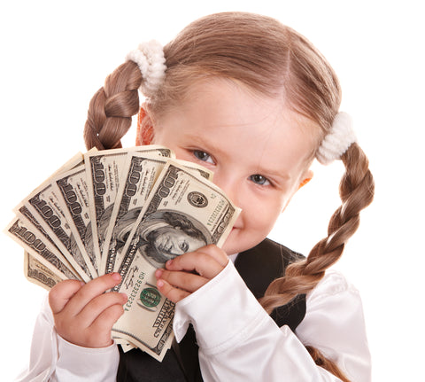 Your Child Mistakes Cash Flow For Cash Stick, the inexperienced cash manager in you mistakes cash flow for cash stick (profit)