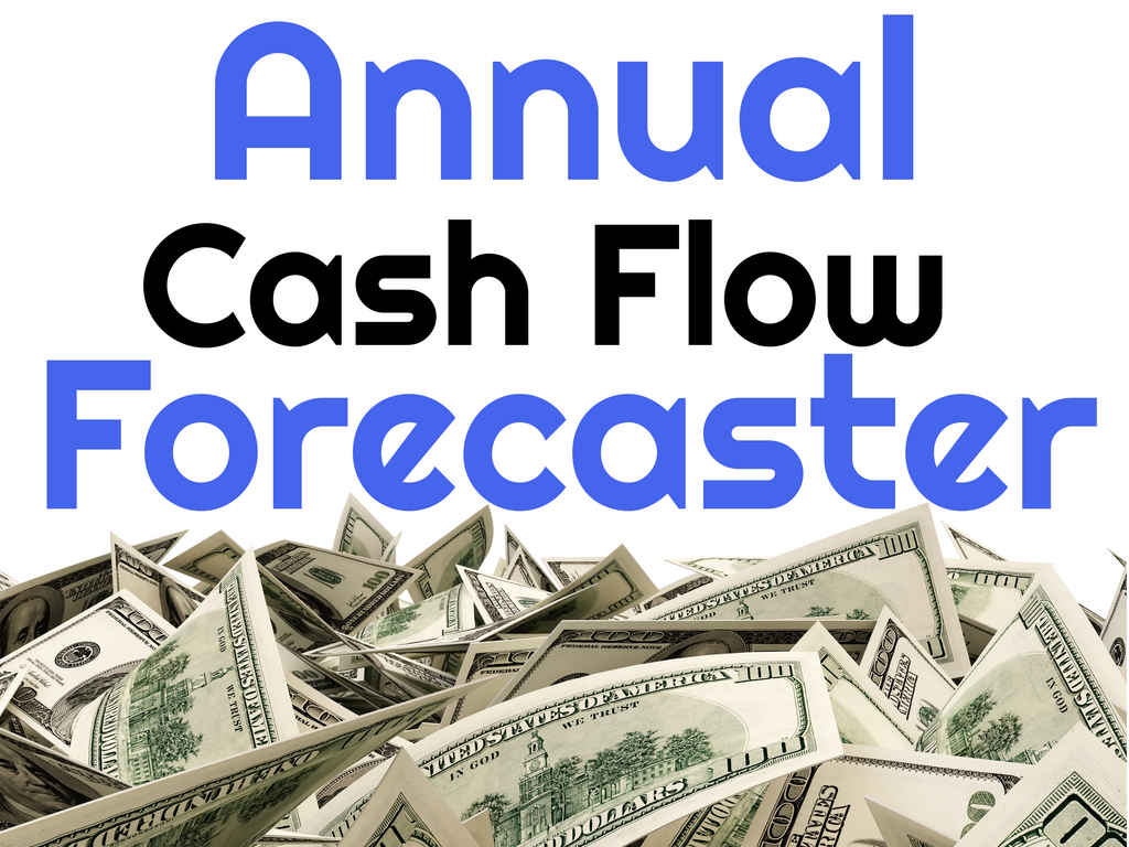 Annual Cash Flow Forecaster