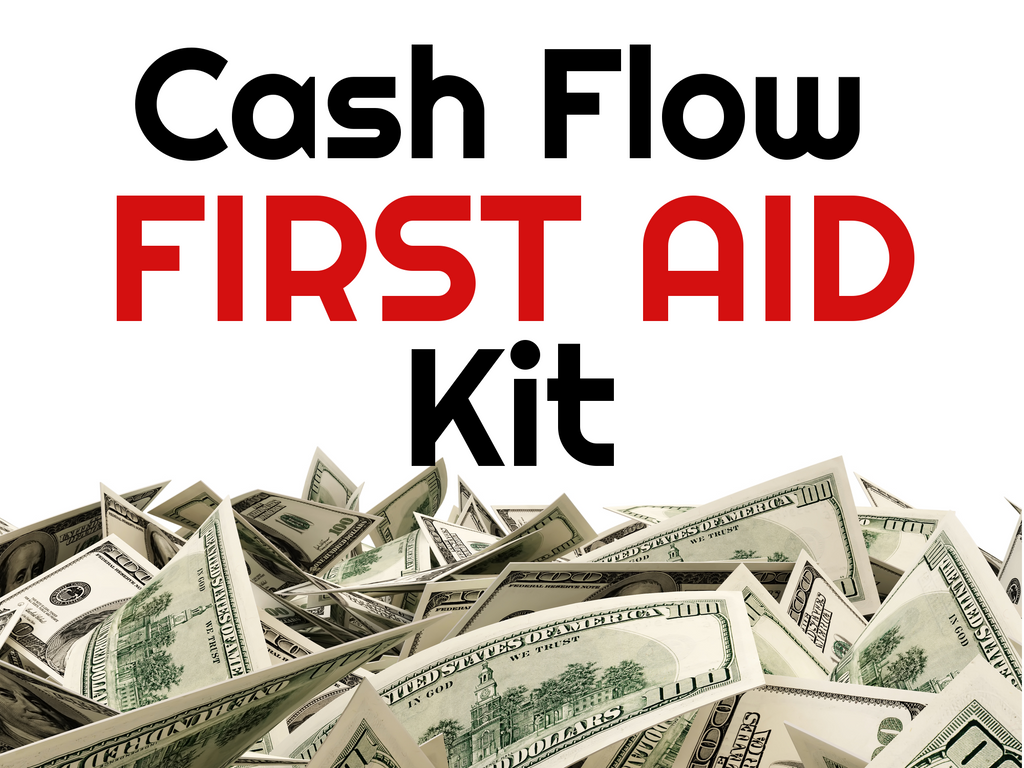 Cash Flow First Aid Kit
