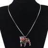 Pit Bull Dog Necklace - UniValley