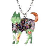 Siberian Husky Dog Necklace - UniValley
