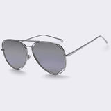 New Metal Frame Fashion Sunglasses - UniValley