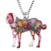St. Bernard Dog Necklace - UniValley