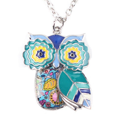 Owl Necklace - UniValley