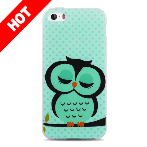 Owl Case Cover - UniValley