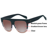 Flat Top Sunglasses - UniValley