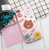 Line Cartoon Case Cover - UniValley