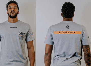 LionsOnly OHB LIMITED SHIRTS