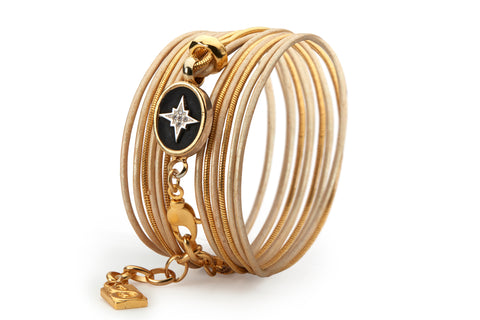 SHINING STAR BRACELET - Chaya jewelry, Jerusalem