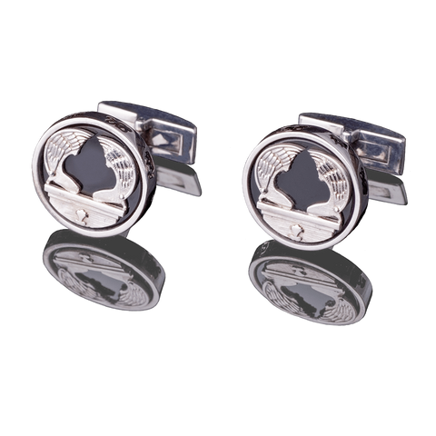 CUFFLINKS - ANGELS «KRUVIM» - Chaya jewelry, Jerusalem