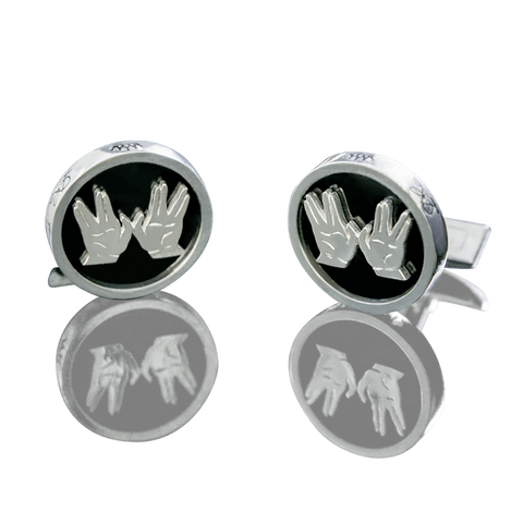 CUFFLINKS - COHEN BLESSING - Chaya & Raphael's Galleries