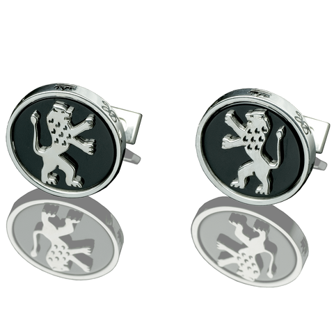 CUFFLINKS - WITH LIONS - Chaya jewelry, Jerusalem