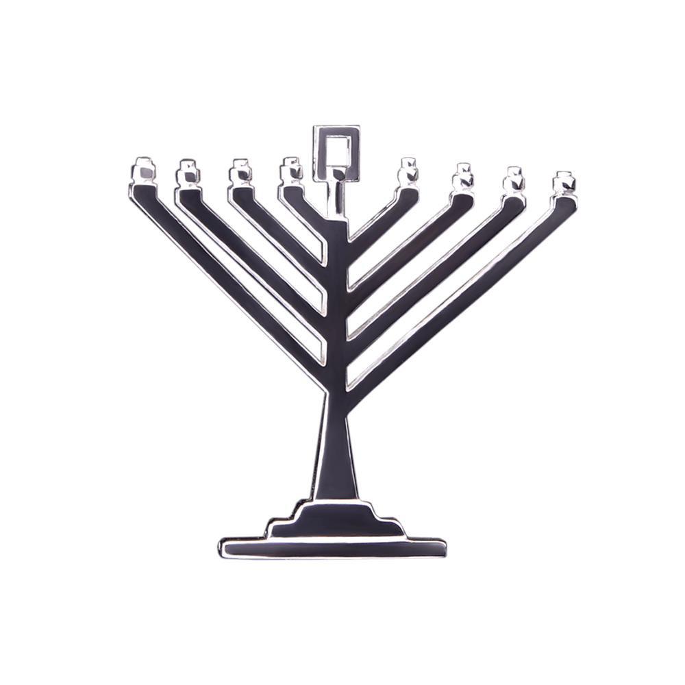 PENDANT «MENORAH» - Chaya & Raphael's Galleries