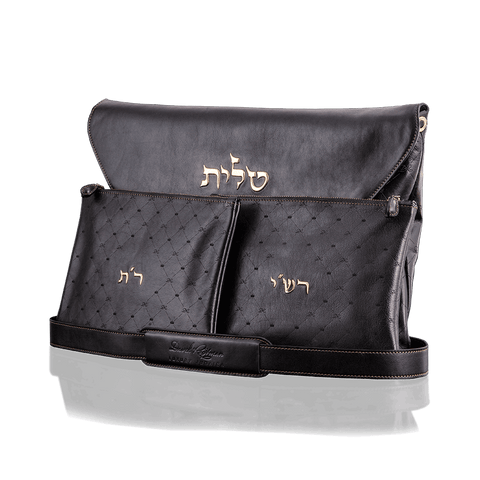 Tallit and Tefillin Bag - KING DAVID - Chaya & Raphael's, Israel