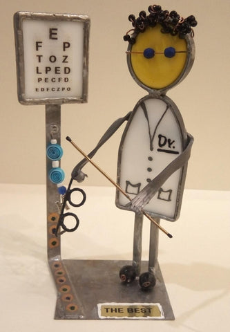 The Optometrist - Chaya & Raphael's Galleries