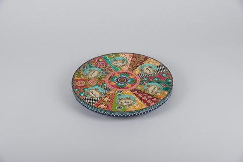 PLATE FOR PESACH SEDER II - Chaya jewelry, Jerusalem