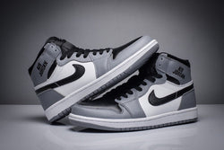 RARE AIR JORDAN 1 GREY-MEN-cool grey/white/black - CYBASKETBALL