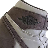 "NIKE AIR JORDAN 1 RETRO HIGH OG ""CAMO PACK""-MEN- Wolf Grey/Dark Grey/White 