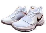 PLAYER EXCLUSIVE NIKE PAUL GEORGE 1-MEN-White/Black | CYBASKETBALL