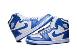"AIR JORDAN 1 HIGH OG ""STORM BLUE""-MEN-Storm Blue/White - CYBASKETBALL"