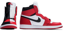 Air Jordan 1 Homage to Home Banned Chicago Combination - Men's - Black/Red/White | CYBASKETBALL