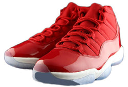 "AIR JORDAN 11 RETRO ""GYM RED""-MEN-Gym Red/Black-White 