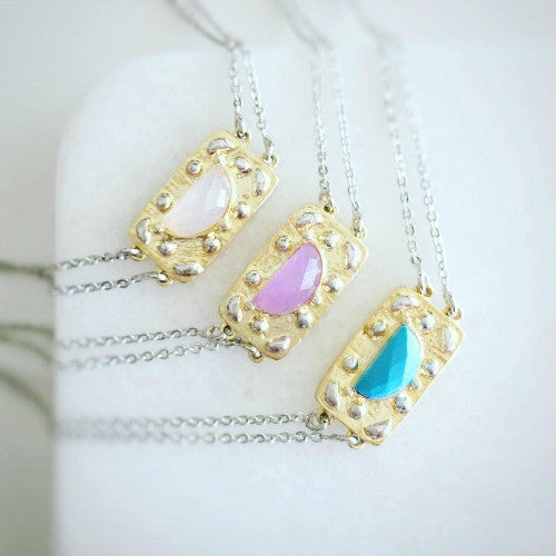 Dew Necklace in 3 colors