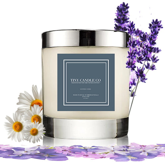 Lavender & Chamomile - Tiny Candle Co