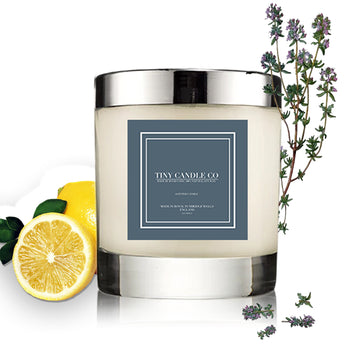Lemon & Thyme - Tiny Candle Co