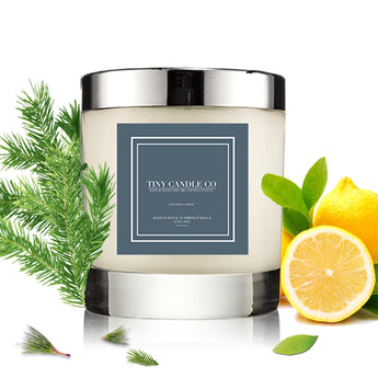 Pine & Lemon - Tiny Candle Co