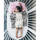 Cute Cotton Bunny Blanket