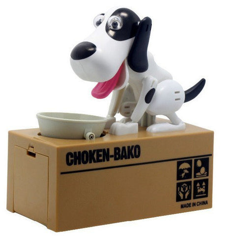 Limited Edition Dog Coin Money Bank {60 % OFF & FREE SHIPPING}
