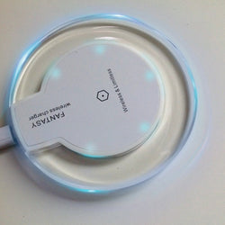 Universal Qi Wireless Charger Pad