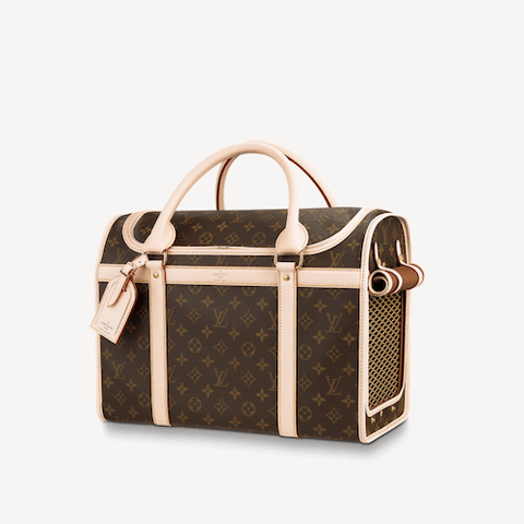The Dog Carrier 40 by Louis Vuitton.