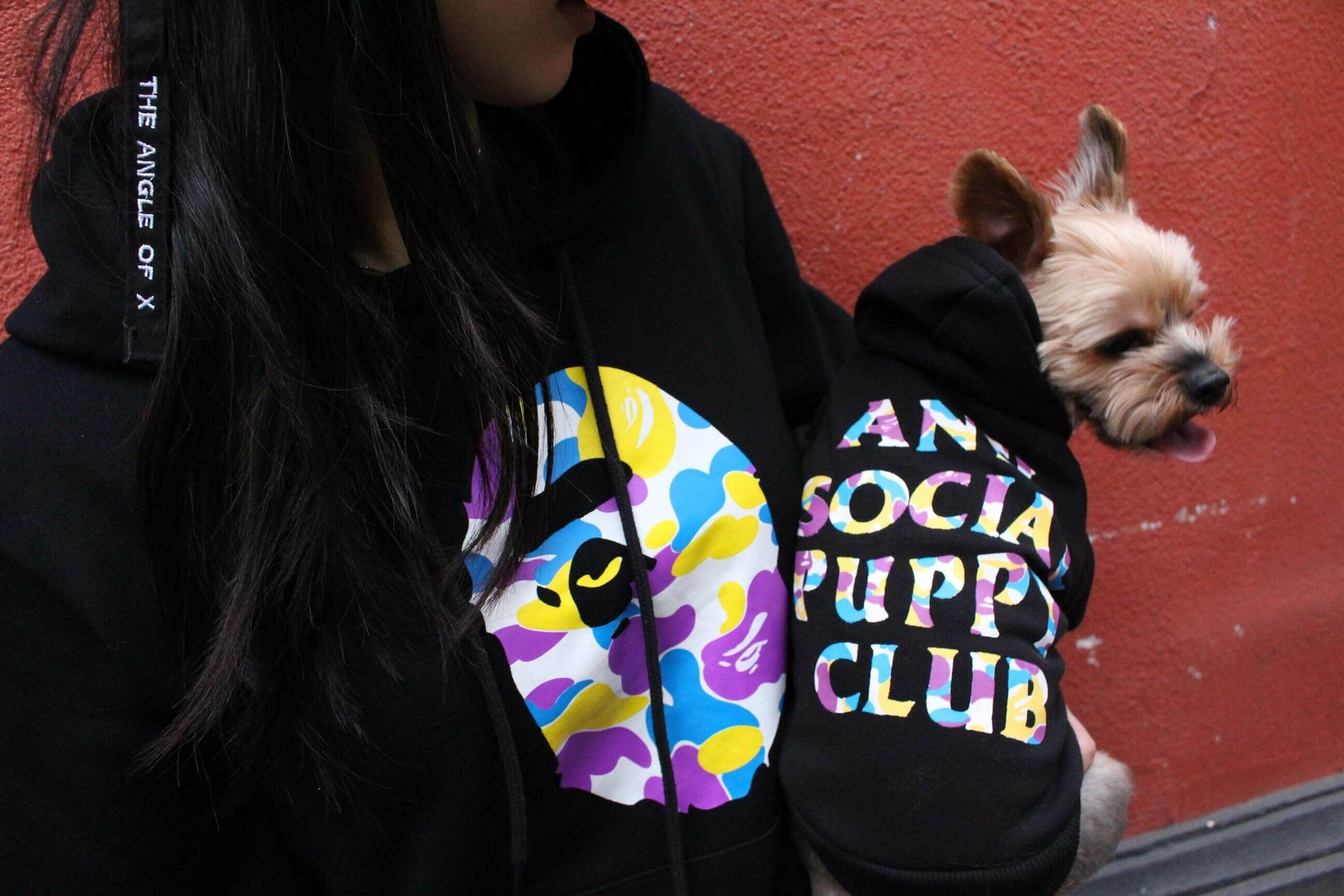 Anti Social Puppy Club Anti Social Social Pup