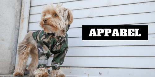 streetwear dog clothes, hoodies, jackets, dog apparel